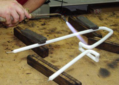 fabricando letra neón